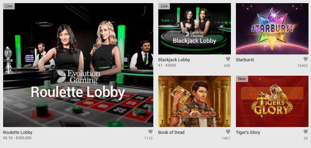 pelaa kasinopelejä netissä