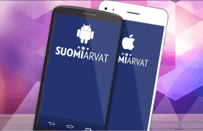 suomiarvat mobiili